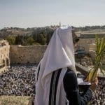 50,000 Gather for Priestly Blessing on Sukkot as Jerusalem Becomes Heart of World Prayer [PHOTOS]