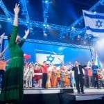 Feast of Tabernacles: Celebrating 37 Years of Christians' Prophetic Gathering in Jerusalem [PHOTOS]