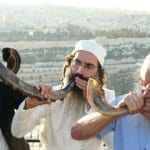 WATCH: Sanhedrin Performs Temple Blowing of Shofars and Silver Trumpets For Jubilee