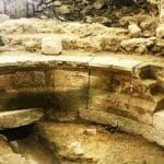 """Ancient Roman Theater Unearthed Below Western Wall Testifies to """"Deep Connection of Jewish People to Jerusalem"""""""