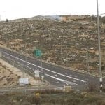 Plan to Cross Judea, Samaria With Major Highways Statement Israel 'Here to Stay'