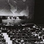 Historic UN Vote to Establish Israel Reenacted on 70th Anniversary as UN, Palestinians Protest