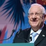 President Rivlin: In State Based on 'Vision of Prophets,' Diaspora Jews Are 'Fifth Tribe'