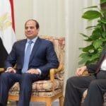 PA Head Abbas to Meet With Egypt's El-Sisi to Talk Palestinian-Israeli Peace