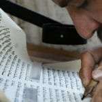 Jewish Scribe to Write Torah Scrolls in Live Exhibit at US Capital's New Bible Museum