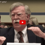 "Former Amb. Bolton on Embassy Move: ""Make Announcement Today"""