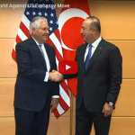 """Turkish Foreign Minister: """"Whole World Against US Embassy Move"""""""