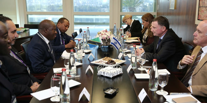 Six African Parliament Speakers to Attend First-of-its-Kind Knesset Conference