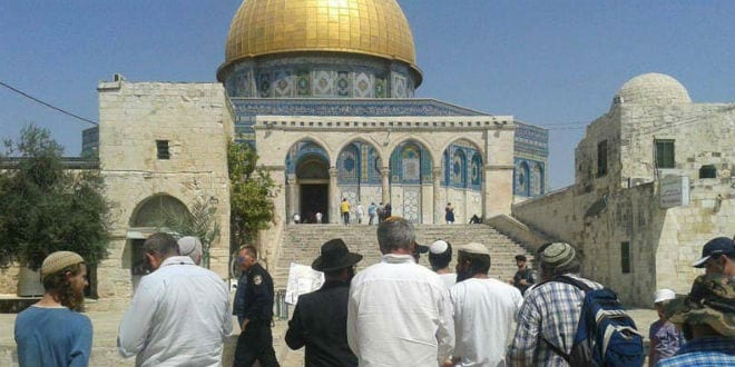 Survey: 77% of Religious Zionist Israelis Want the Right to Pray on the Temple Mount