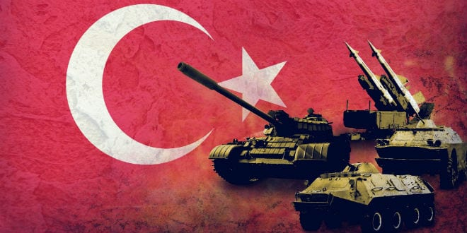 Who Will Deal with Turkey?