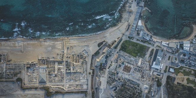 Edmond de Rothschild Foundation Unveils Historic Layer of Caesarea's Hidden Treasures