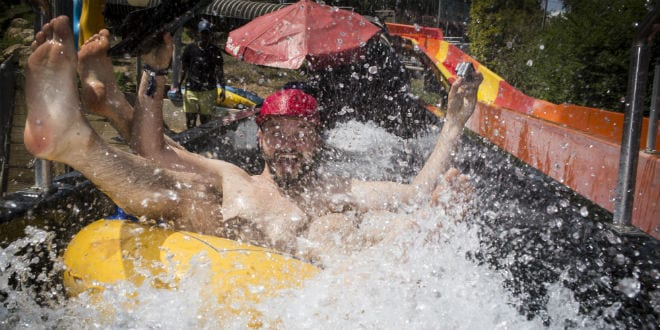 'Everybody Into the Pool': IDF Combat Soldiers Make Quite a Splash