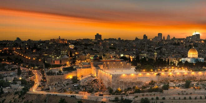 Special Ways to Celebrate Feast of Tabernacles in Israel