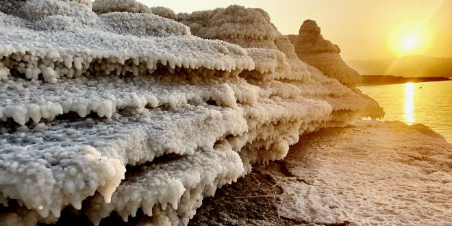 Ezekiel's End-of-Days Vision Revealed: Dead Sea Coming to Life