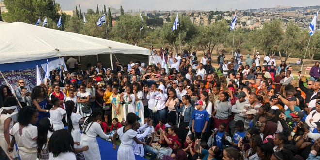 Ethiopian-Jewish Sigd Festival Highlights Desires and Challenges of Ethiopian Immigration to Israel