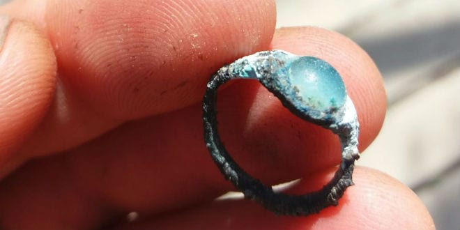 2,000-Year-Old Ring Discovered in Jerusalem's Old City
