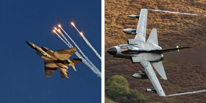 Israel Air Force Invited to First-Ever Joint Exercise With Britain's RAF