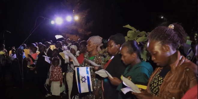 African Christians Being Called To Support Israel