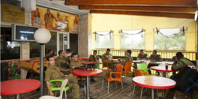 Who Will Take Care of Israel's Lone Soldiers?