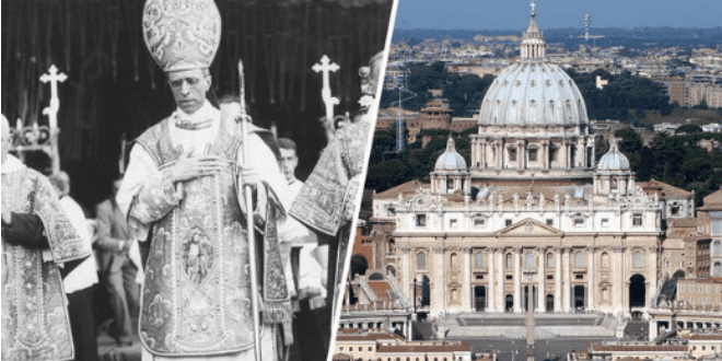 Newly Revealed Documents: US Warned Pope Pius About Nazi Death Camps But He Chose to Remain Silent