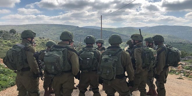 For Israeli Security Forces, the Ongoing Battle Against Two Types of Terror