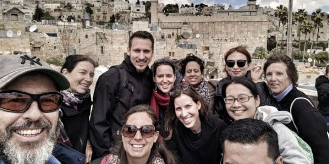 Pesach in Israel and the Christadelphians