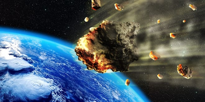 Asteroid Expected to Hit the Earth right before Election