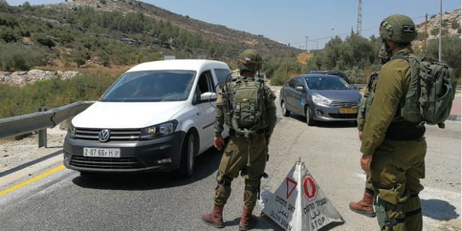 Palestinian Rams a Checkpoint: Death, Lies and Videotape