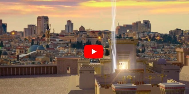 Temple Institute to Jews Worldwide: Build the 3rd Temple