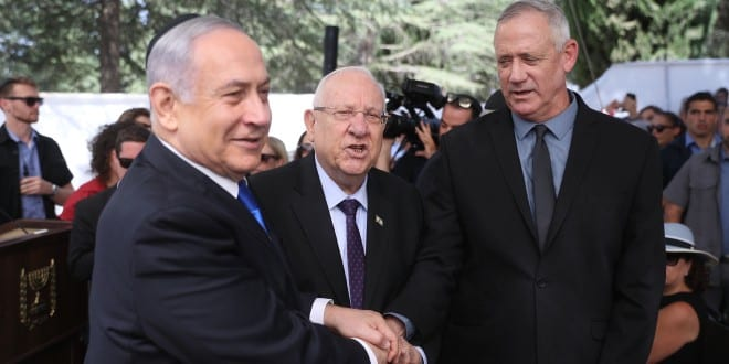 Regavim: The Govt Taking Shape Under Netanyahu Endangers the Land of Israel