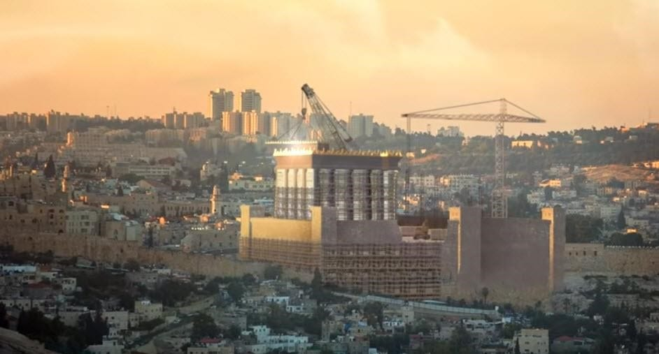 All Major Polls Confirm: Pro Third Temple Party Entering Israel's Parliament following Elections
