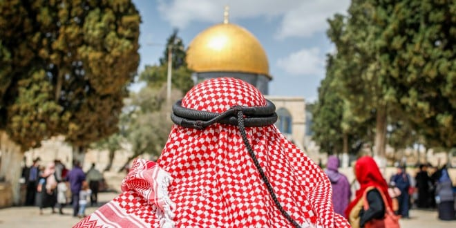 "Middle East Expert: The Abraham Accords Contain ""Secret Clauses"" Pertaining to Temple Mount"