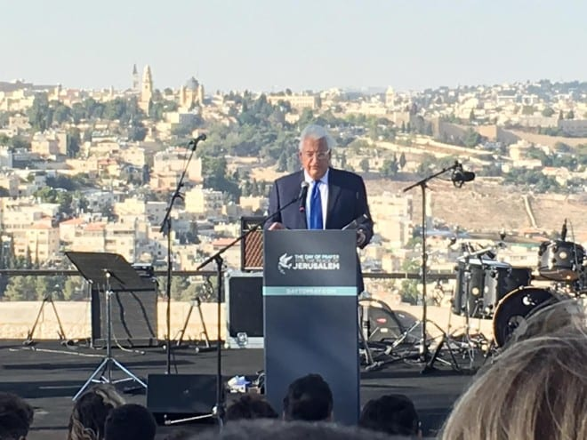Trump's Ambassador to Israel: No Need to Wait to Take Possession of the Land