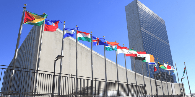 Arab Nations Back Extending UN Arms Embargo on Iran