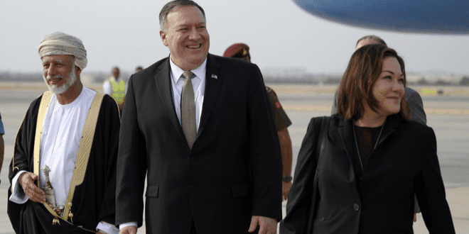 Pompeo threatens China, Russia if they sell Arms to Iran