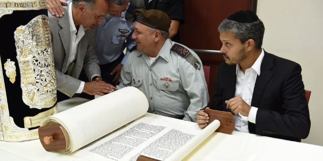 This Organization is Protecting IDF Soldiers with Method Based on Book of Samuel