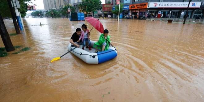 In Attempt to Avoid Noah-esque 40-Day Flood, China Evacuates 38 Million People