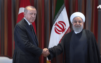 Iran, Turkey Team up Against UAE over Normalization Agreement with Israel