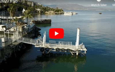 Enter to Win a Luxury Condo on the Sea of Galilee while Healing Israeli Terror Victims