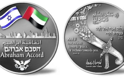 Is a New Israel-UAE Coin the Key to True Peace in the Middle East?