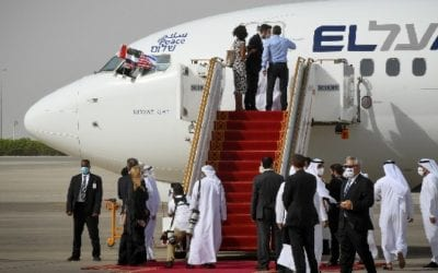 Saudi Arabia, Bahrain agree to open airspace to flights east from Israel
