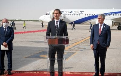 Kushner: Entire Arab World Could Normalize Ties with Israel