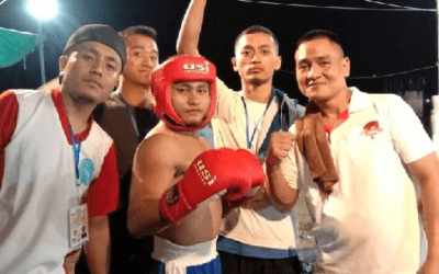 Kickboxing Champion from Lost Tribe to Return to Israel on Aliyah