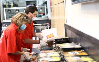 Meet the Branch Managers of the Meir Panim Restaurant-Style Soup Kitchens