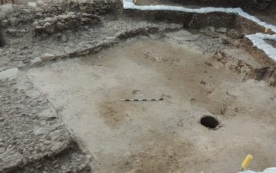 Archaeologists: An Earthquake Destroyed this Canaanite Palace in Upper Galilee during the Bronze Age