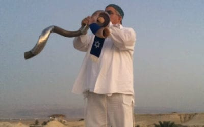 Robert Weinger: The Man Behind the Shofar Event in Jericho
