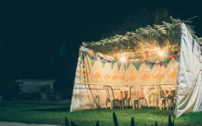 Flight Bans to Israel Aren't Stopping these Christians from Commemorating Sukkot