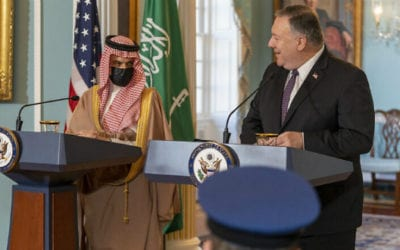Pompeo Calls on Saudi Arabia to Normalize Ties With Israel