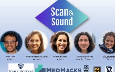 Israeli Students Win International Prize for Developing App That Detects Strokes Early