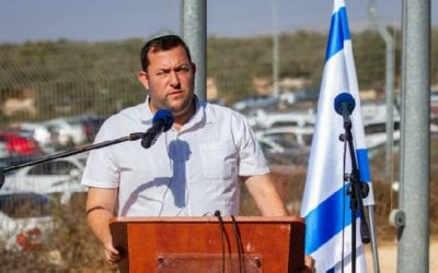 Leader of Samaria: A vote for Trump is a Vote for the Land of the Bible
